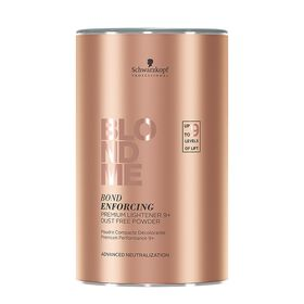 Schwarzkopf Professional BlondMe Bond Enforcing Premium Lightener 9+ 450g