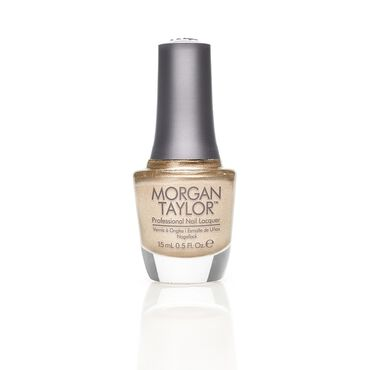 Morgan Taylor Nail Lacquer - Give Me Gold 15ml