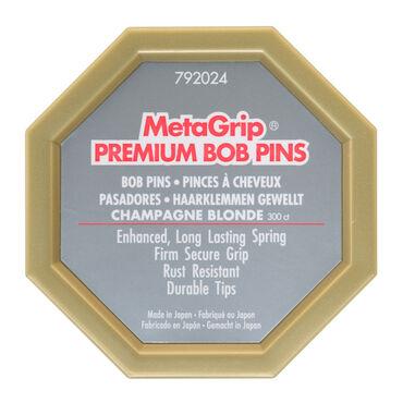 MetaGrip Hair Pins Blonde Pack of 300