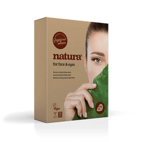 Natura For Face & Eyes Set