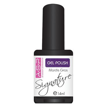 ASP Signature Gel Polish - Mardis Gras 14ml