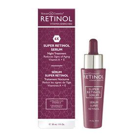 Retinol 6X Super Retinol Serum Night Treatment 30ml