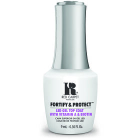 Red Carpet Manicure Fortify & Protect Gel Polish Top Coat 9ml