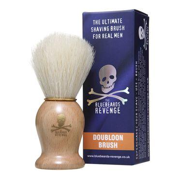 The Bluebeards Revenge Wooden Handled Doubloon Brush