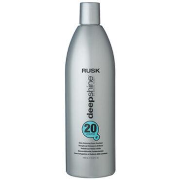 Rusk Deepshine Colour Crème Peroxide 9% 30 Vol 1 Litre