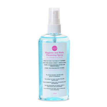 ASP Hygiene and Nails Cleansing Spray 120ml
