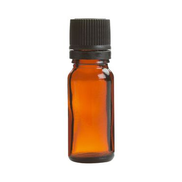 Salon Services Way Amber Aromatherapy Bottle (Empty)