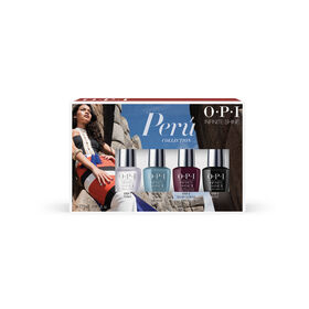 OPI Peru 2018 Infinite Shine Mini 4 Pack 4 x 3.75ml