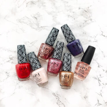 OPI Hello Kitty Collection 7-Pack, 7x15ml