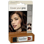 Fiske Cover Your Gray Semi Permanent Hair Colour - Medium Brown 14g