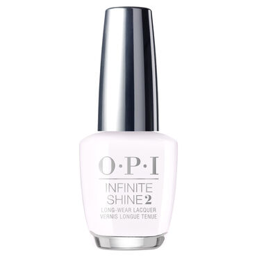 OPI Lisbon Collection Infinite Shine Suzi Chases Portu-geese White 15ml
