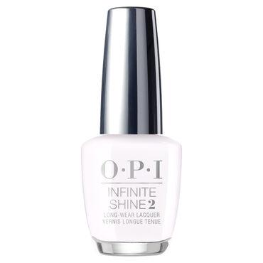 OPI Lisbon Collection Infinite Shine Suzi Chases Portu-geese White 15ml