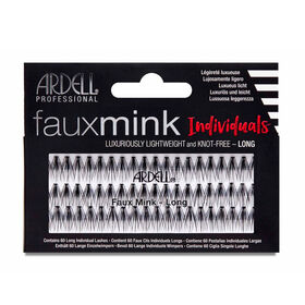 Ardell Faux Mink Individual Lashes, Long