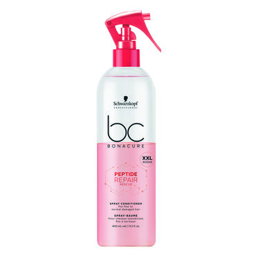 Schwarzkopf Professional Bonacure Peptide Hair Repair Rescue Spray Conditioner 400ml