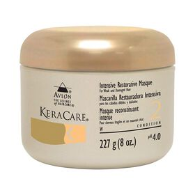 KeraCare Intensive Restorative Masque for Weak and Damaged Hair 227g