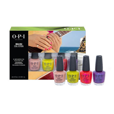 OPI Malibu Collection Nail Lacquer Minis - 4 Pack