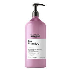 L'Oréal Professionnel Serie Expert Liss Unlimited Smoothing Professional Shampoo 1500ml
