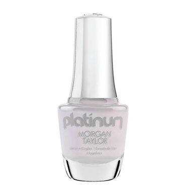 Morgan Taylor Platinum Illusions Collection Can You See My Aura? 15ml