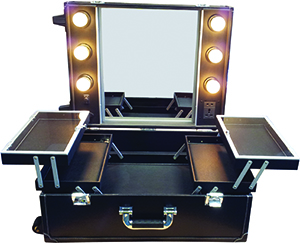 Salon Services Mobile Beauty Station (black)