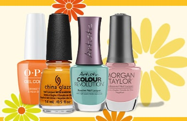 3 for 2 on spring and summer nail collections. Including China Glaze