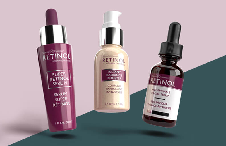 Get flawless results with Retinol skincare. Save now with Buy One Get One FREE across the entire range.