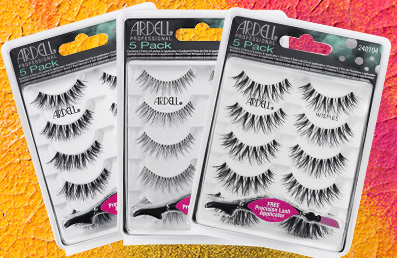 Buy 1 Get 1 Half Price on Ardell Lashes