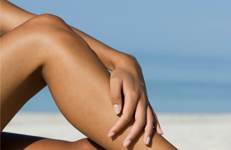 Summer Ready with S-Pro Waxing. Save Now & Leave your skin feeling smooth