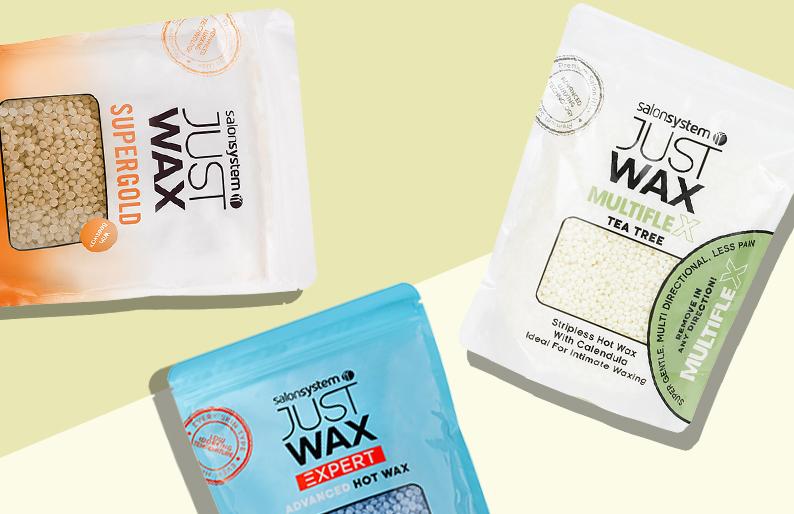 Just Wax Hot Wax