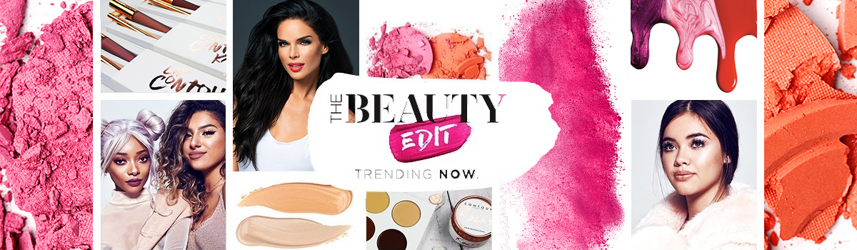 The Beauty Edit trending now