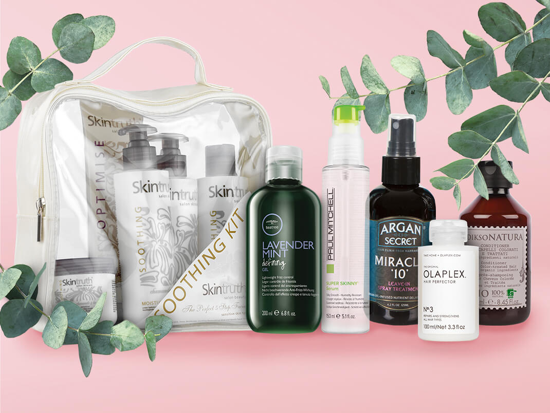 Vegan Care & Colour. Healthy & feel-good, be kind to your skin and Hair. Discover our full range of guilt-free haircare, skincare and dye.
