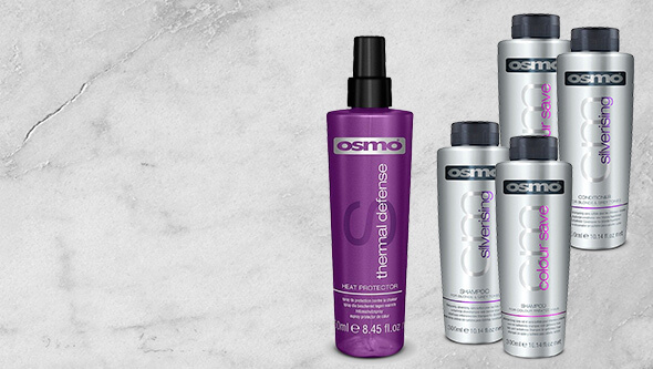 Free gift offer with OSMO Shampoo & Conditioner