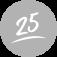 25th Store open icon