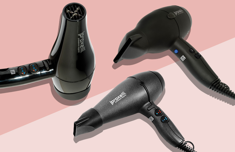 Save 25% on selected Proxelli hair dryers