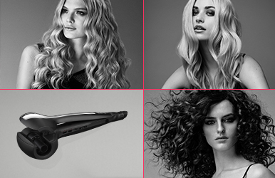 New and exclusive BaByliss PRO Perfect Curl MKII