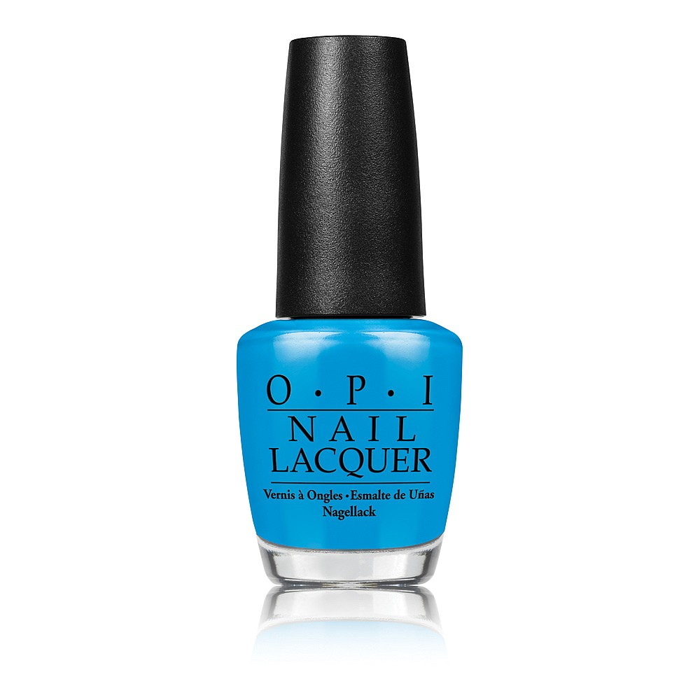 OPI Nail Lacquer - No Room For The Blues 15ml | Nail Polish Colours ...