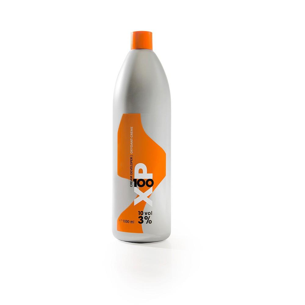 XP100 Intense Radiance Crème Developer 3% 10 Vol 1 Litre
