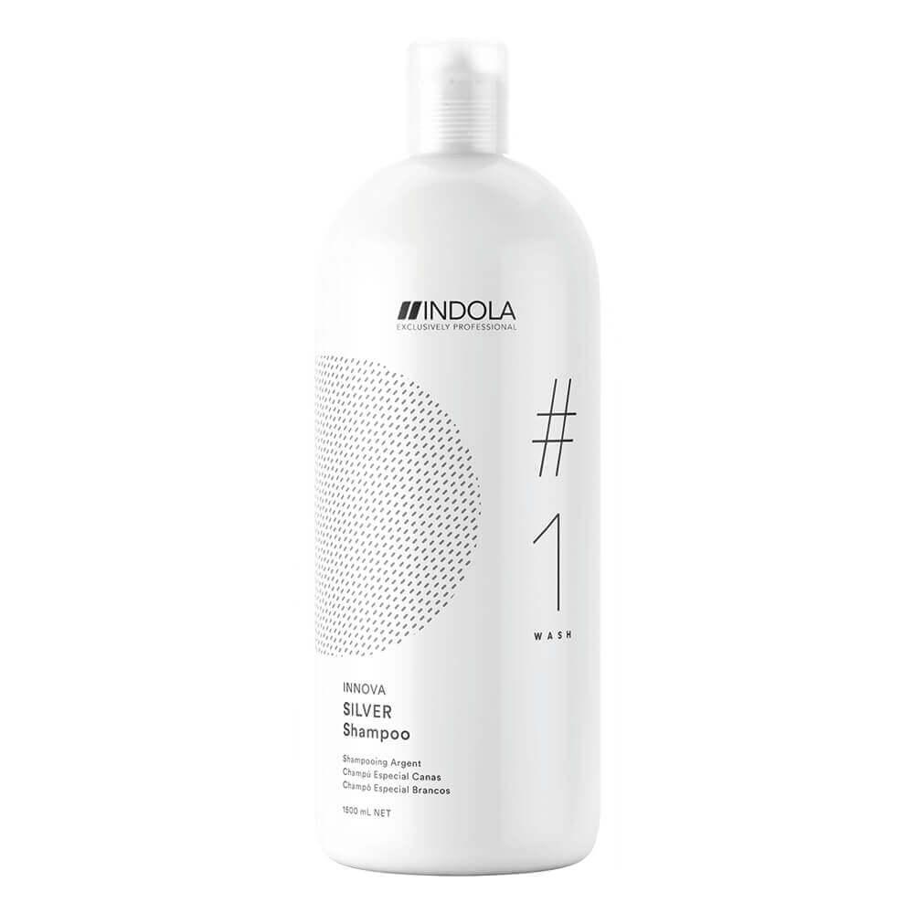 Indola Innova Silver Shampoo, 1500ml