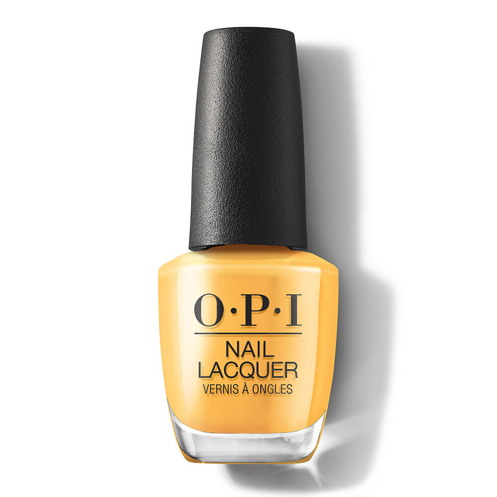 OPI Malibu Collection Nail Lacquer - Marigolden Hour 15ml