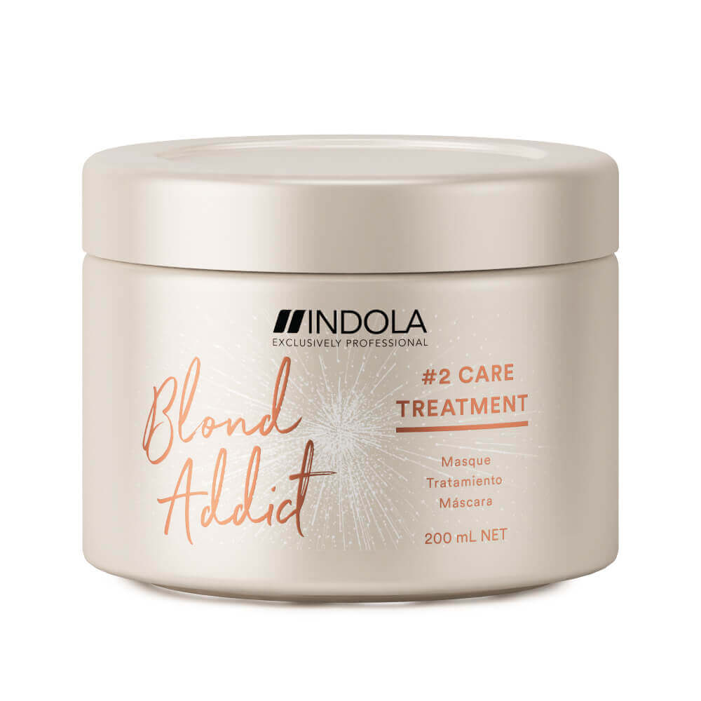 Indola Blond Addict Treatment, 200ml