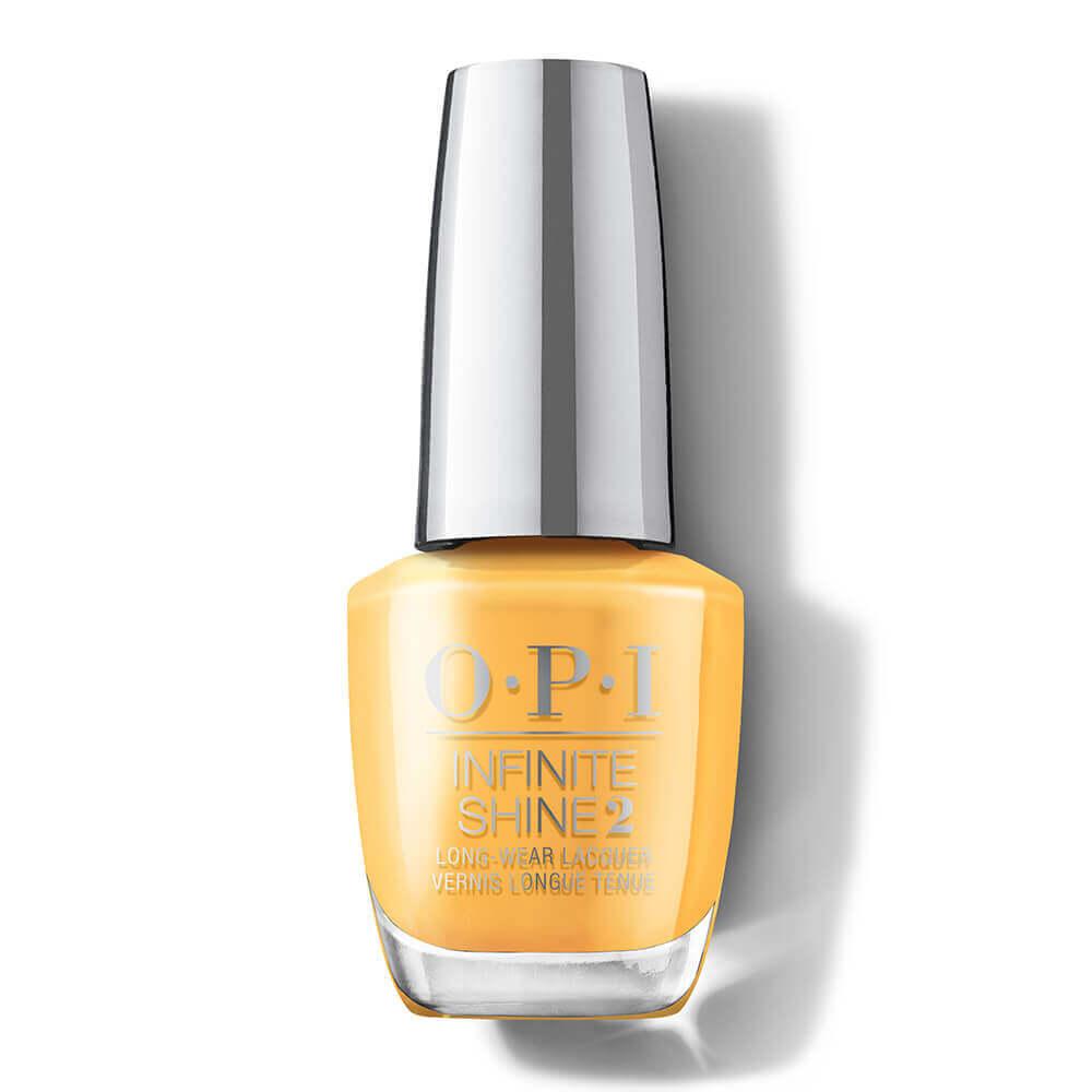 OPI Malibu Collection Infinite Shine - Marigolden Hour 15ml