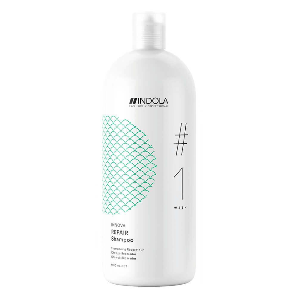 Indola Innova Repair Shampoo, 1500ml