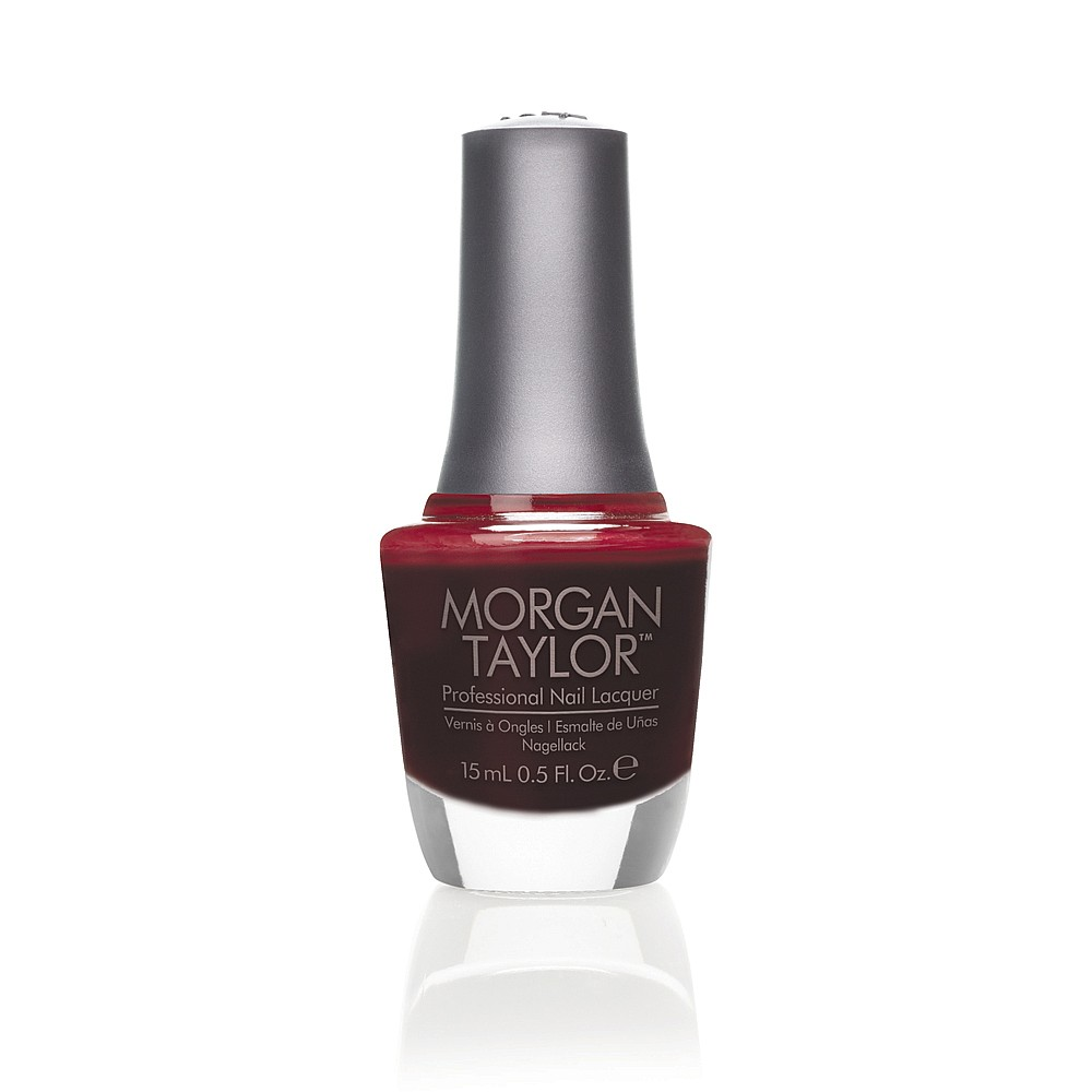 Morgan Taylor Long-lasting, DBP Free Nail Lacquer - From Paris with Love 15ml