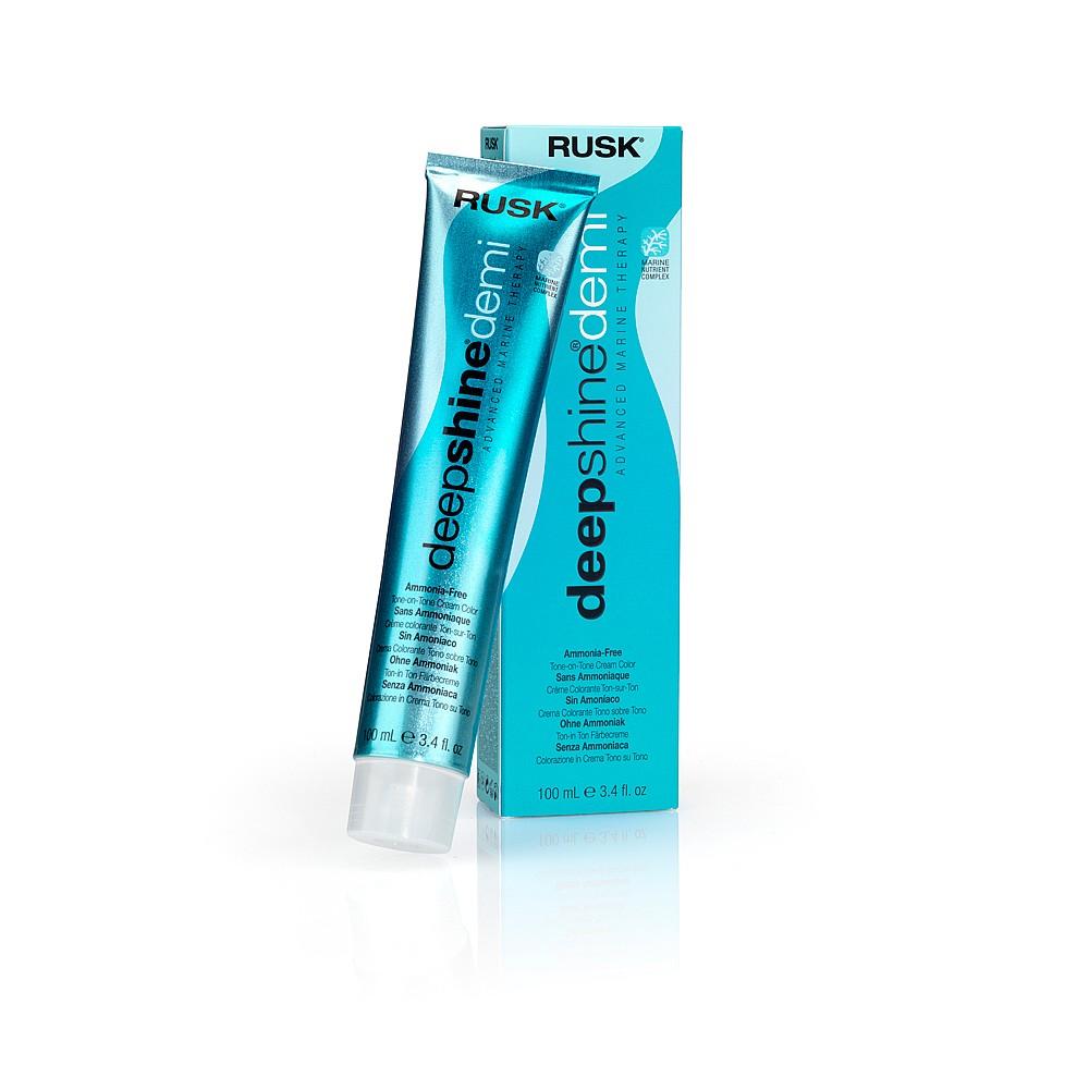 Rusk Demi Medium Brown 4n Hair Dye Salon Services
