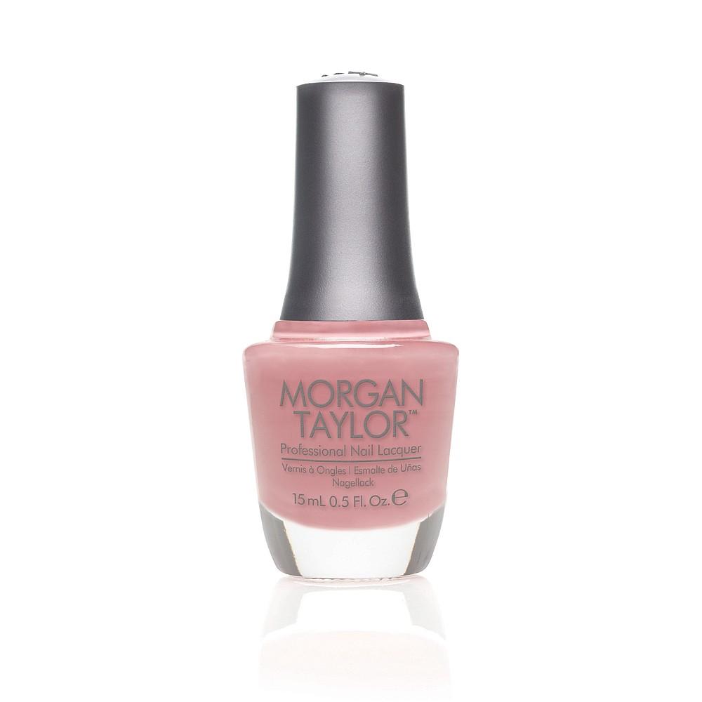 Morgan Taylor Long-lasting, DBP Free Nail Lacquer - Coming Up Roses 15ml