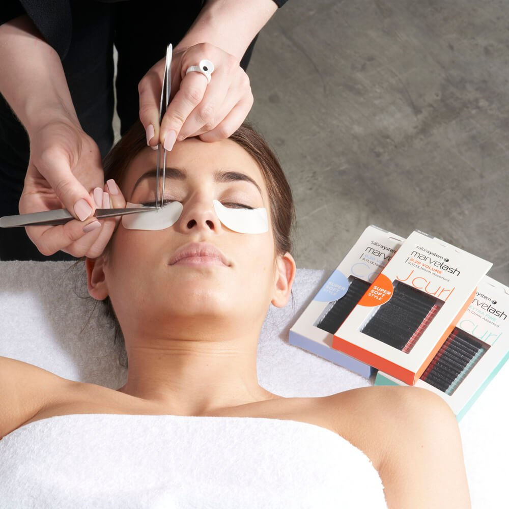30f3b14efcf Salon System Marvelash Eyelash Extensions Course | Beauty Training Courses  | Sally Beauty
