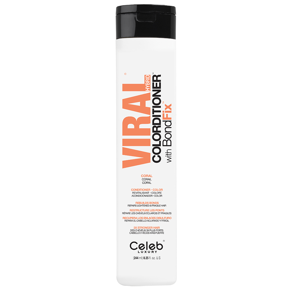 Celeb Luxury Viral Colorditioner Coral 244ml