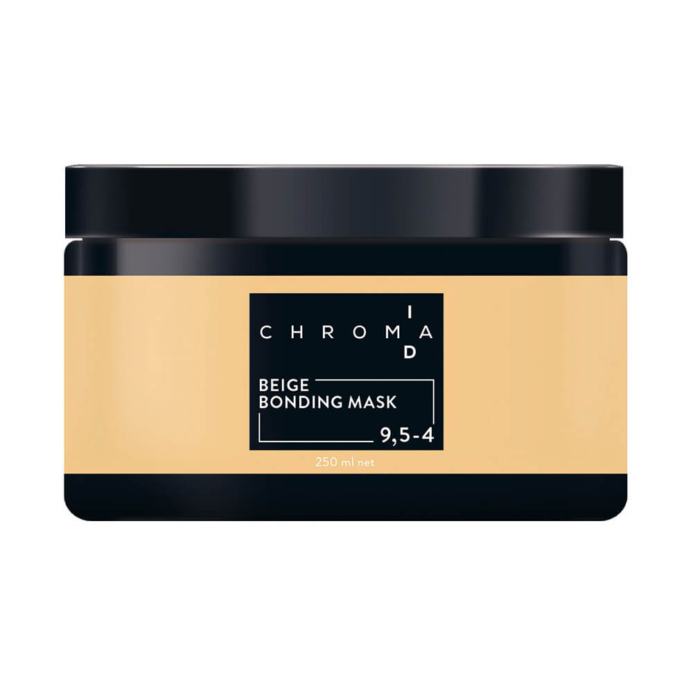 Schwarzkopf-Professional-Chroma-ID-Bonding-Color-Mask-9-54-Beige-250ml