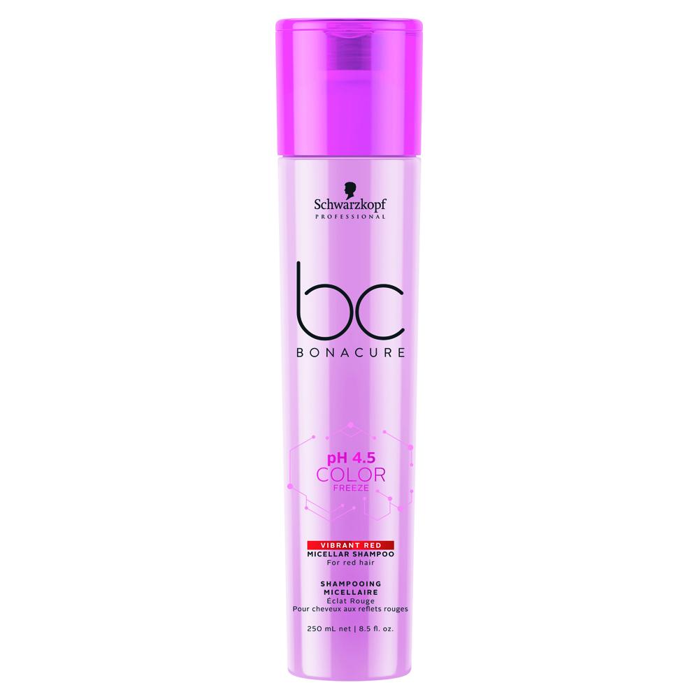 Schwarzkopf Professional Bonacure pH 4.5 Color Freeze Red Shampoo 250ml