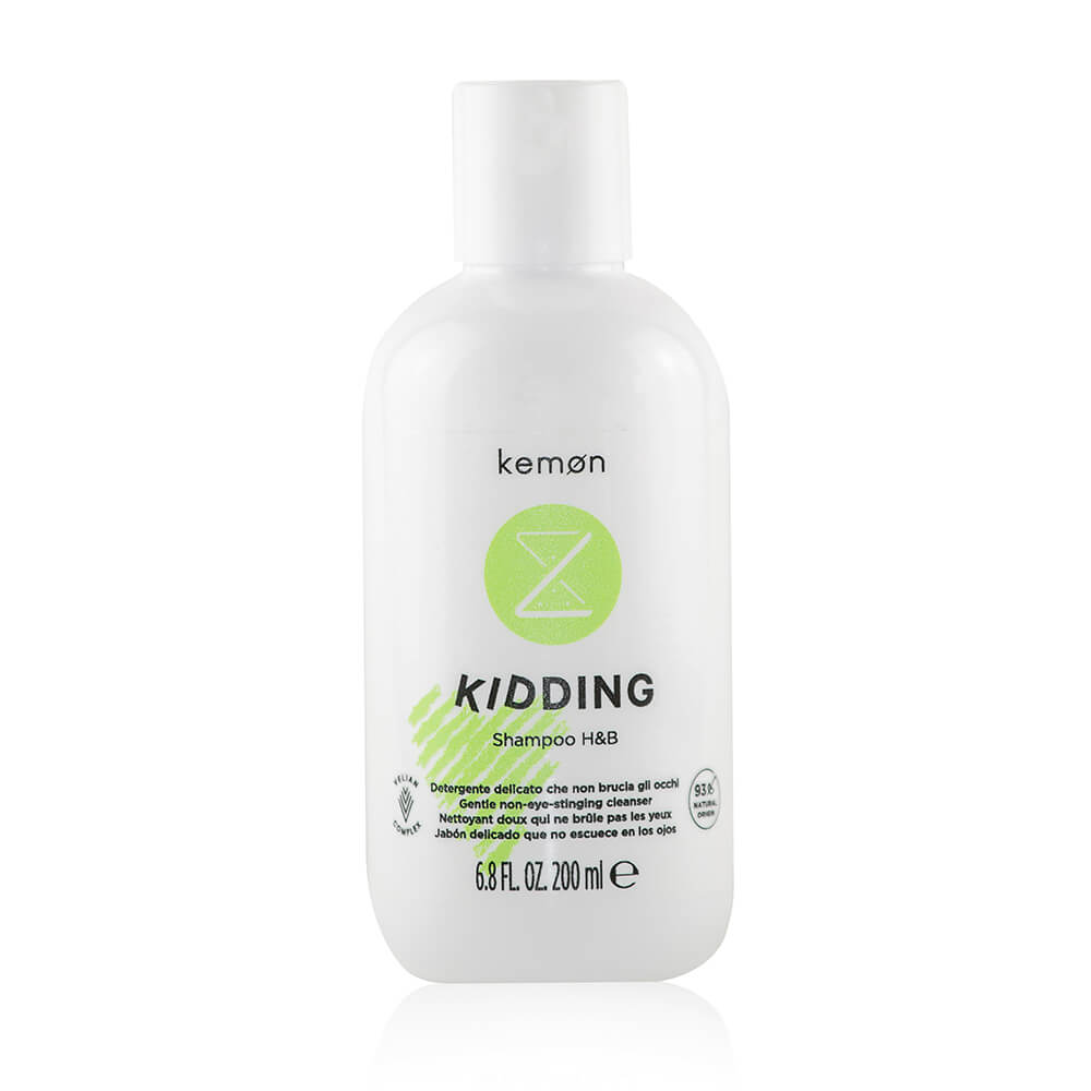 Kemon Liding Kidding Hair & Body Shampoo 200ml