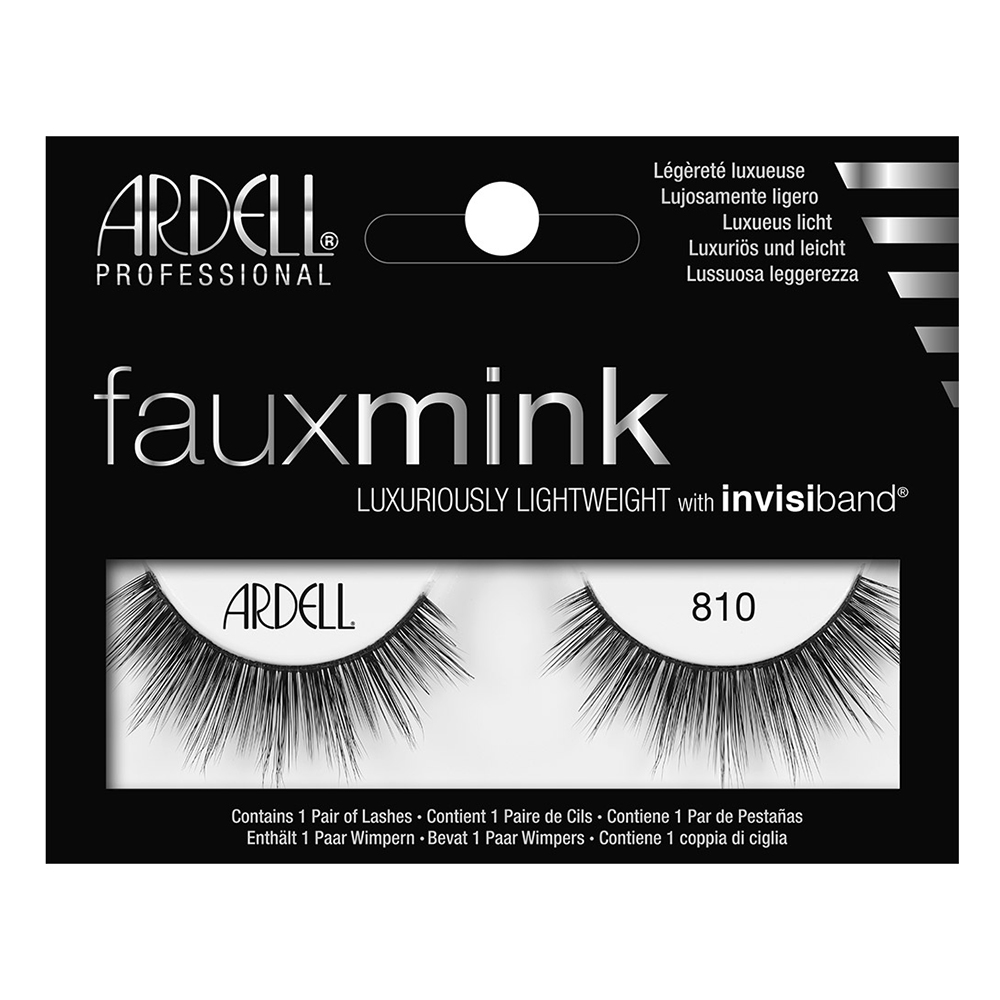 a8a0d7e7a45 Ardell Faux Mink Tapered Strip Lashes Faux Mink 810 | Strip Eyelashes |  Sally Beauty